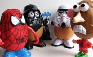 Infamous Potatoes