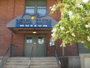 Delta Blues Museum in Clarksdale, MS