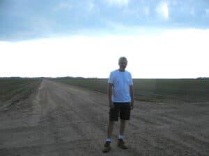 Malcolm Logan at Robert Johnson's crossroads