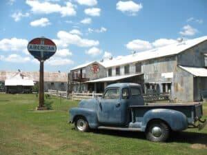 Hopson Planting Company and Shack Up Inn