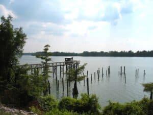 Moon Lake near Friar's Point, MS
