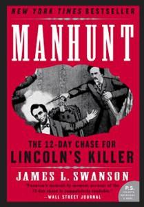 Manhunt by James Swanson