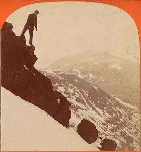 Mt. Washington in 1860 looking north.