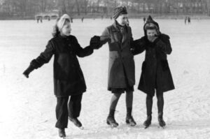 Love Canal was a popular skating spot in the 1920's.
