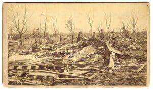 Rochester tornado of 1883
