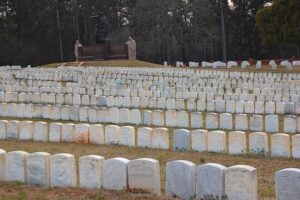 Cemetery at Andersonville National Historic Site