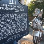 Fountain of Youth historical marker