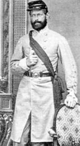 Captain Henry Wirz, commandant of Andersonville prison