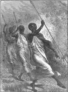 African tribesmen