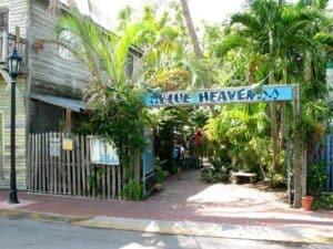 Blue Heaven Key West