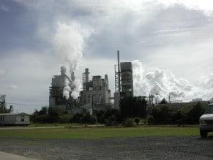 International Paper Plant