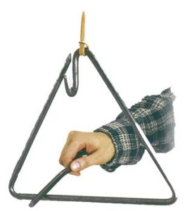 Triangle bell