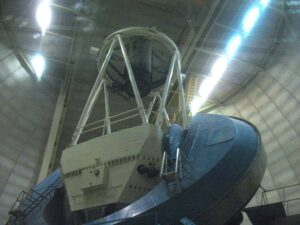 4 meter Mayall telescope at Kitt Peak, AZ