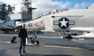 Naval Gazing - Pondering the Cost of Defense Aboard the USS Midway