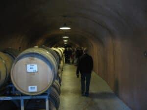 Caves at Gundlach-Bundschu Winery