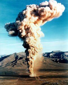 Operation Emery nuclear test