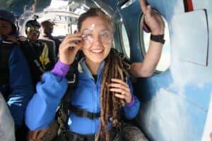 Cambelle Logan at Skydive Utah