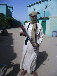 Al-Qaeda soldier