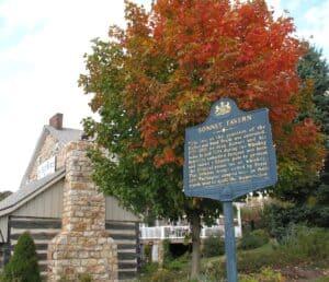 John Bonnet Tavern in Bedford, PA