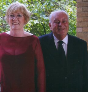Sharon and Jim Grisdale