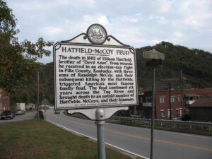 "Genelogical Data for Valentine ""Tine"" Hatfield of Hancock County, KY"
