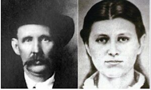 Johnse Hatfield and Roseanna McCoy