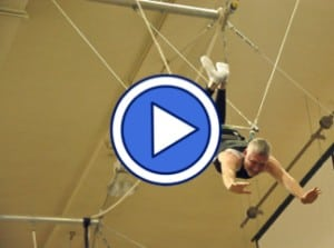 Malcolm Logan trapeze video