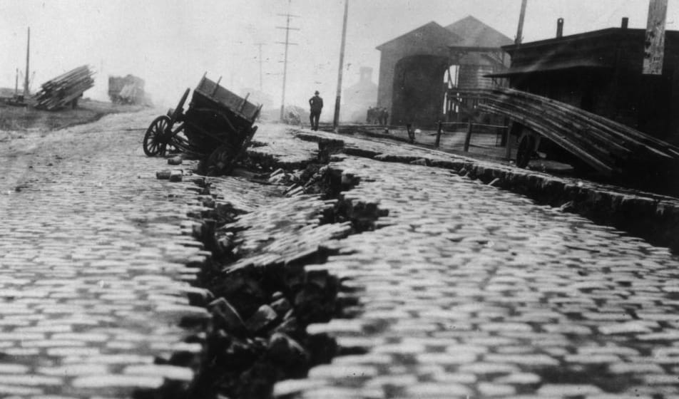 Aftershock: A Strange Tale of Murder, Rage and the Earthquake that Shook America