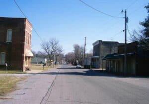 Smithland, Kentucky today