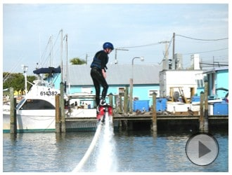 Link to Flyboarding Video at YouTube