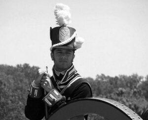 Suspicious soldier Battle of New Orleans War of 1812