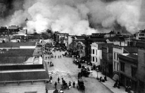 San Francisco earthquake of 1906 was similar in intensity to the New Madrid earthquake