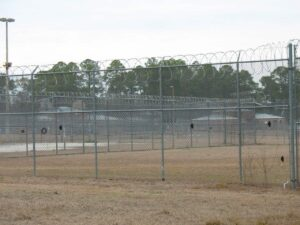 Fence surrounding the Dozier School for Boys in Marianna, FL