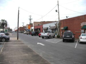 Downtown Marianna, Florida