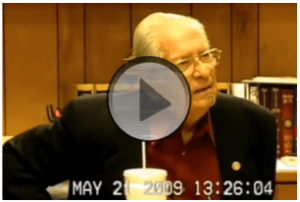 Troy Tidwell former administrator at Florida Industrial School for Boys deposition video