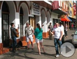 video of 6th Street in Austin