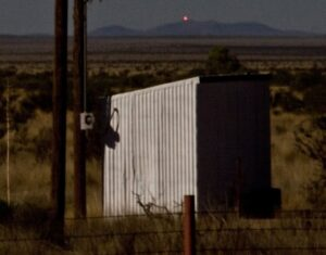The Marfa Mystery lights
