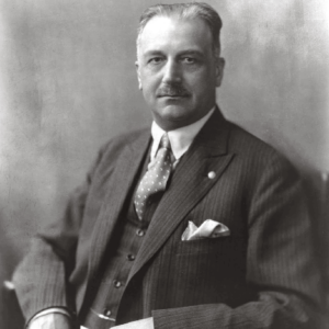 A.P. Gianni, founder of Bank of America