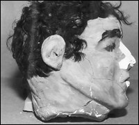 Dummy head used in Frank Lee Morris escape