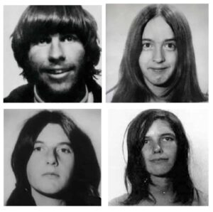 Four Manson Murderers