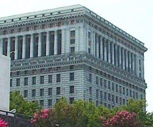 Los Angeles Hall of Justice