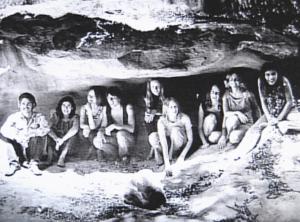 Manson family at Spahn Ranch