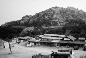 Spahn Movie Ranch in the 1960's