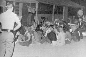 Spahn Ranch arrest 1969