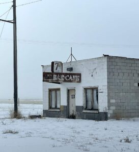 Atomic City Ghost Town (1)