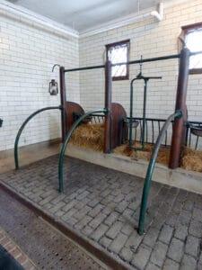 The stables at Glensheen