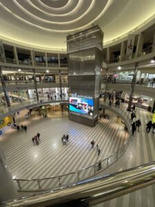 Mall of America's rotunda
