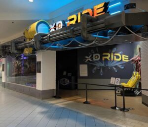 Mall of America thrill ride