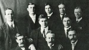 Van Meter's leading citizens 1903