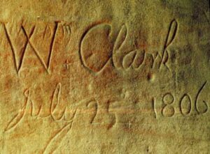William Clark inscription